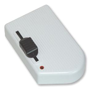Dimmer Schnurdimmer weiß 60 - 300 W für 230 V HV Halogen u. Normalglühlampen